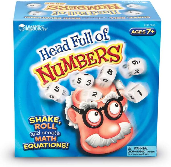 Head Full of Numbers- Math Game
