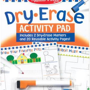 Dry-Erase Activity Pad