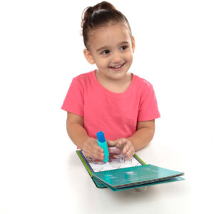 Water Wow! Occupations - Water Reveal Pad On the Go Travel Activity