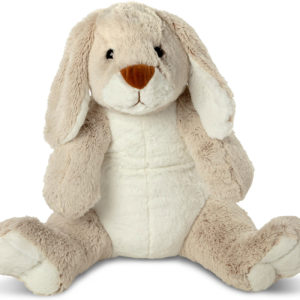 Jumbo Burrow Bunny Stuffed Plush Animal