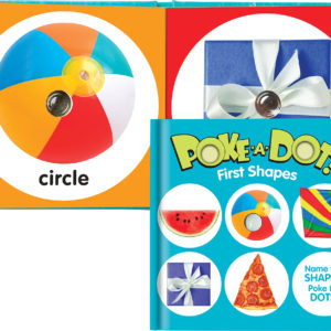 Small Poke A Dot: First Shapes