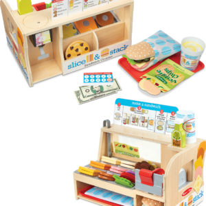 Slice & Stack Sandwich Counter