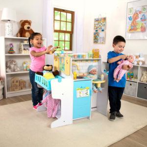 Mine to Love Baby Care Activity Center
