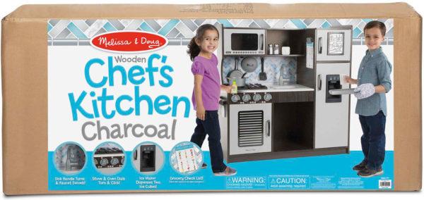 Chef's Kitchen - Charcoal