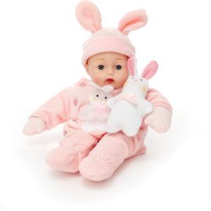 Pink Bunny Huggums