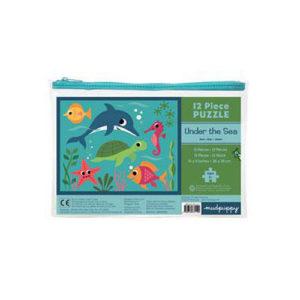 Under the Sea 12 Piece Puzzle