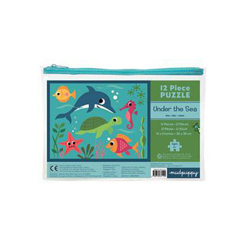 Under the Sea 12 Piece Puzzle