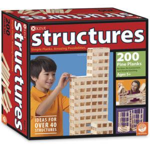 Keva Structures: 200 Plank Set