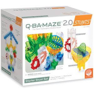 Q-BA-MAZE 2.0: Starter Stunt Set