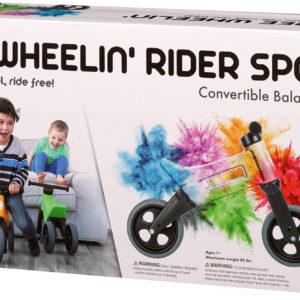 Free Wheelin' Rider Sport Silver Grey