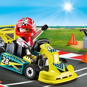 Go-Kart Racer Carry Case