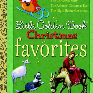 Little Golden Book Christmas Favorites