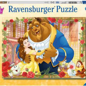 Belle & Beast (100 pc Puzzle)