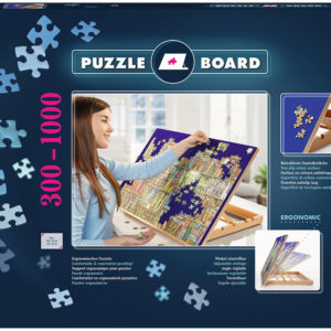 Wooden Puzzle Board