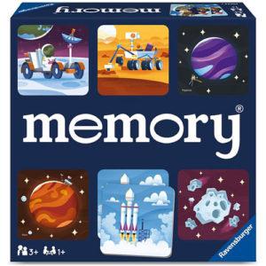 Memory - Space Theme