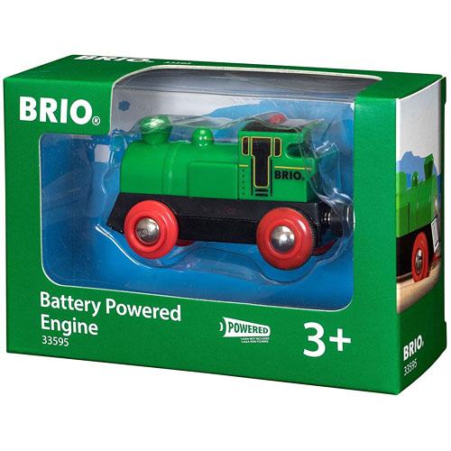 Battery Powered Engine
