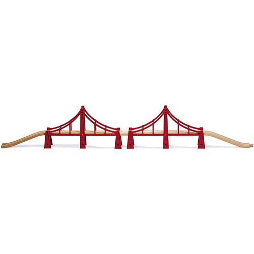 Double Suspension Bridge