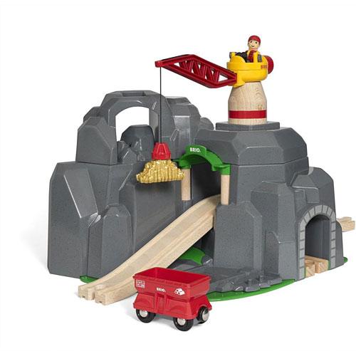 Crane & Mountain Tunnel
