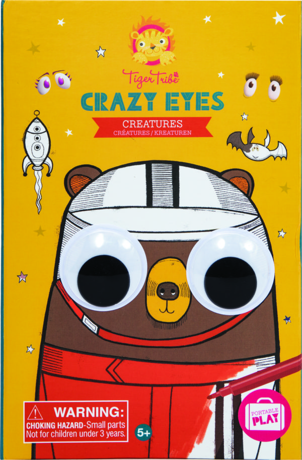 Creatures - Crazy Eyes