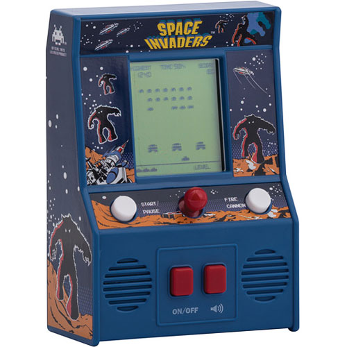 Space Invaders Arcade Game
