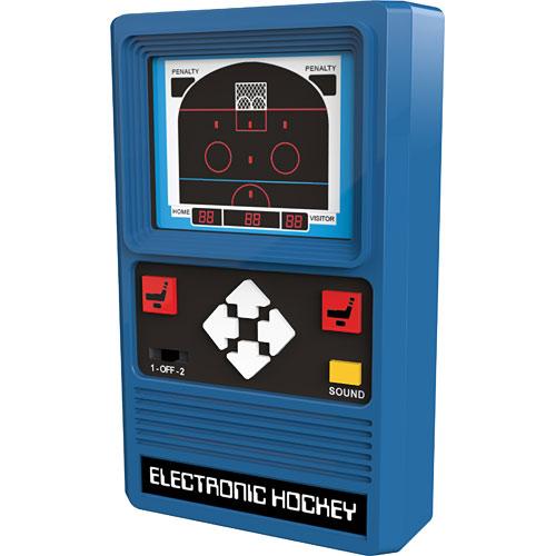 Electronic Hockey
