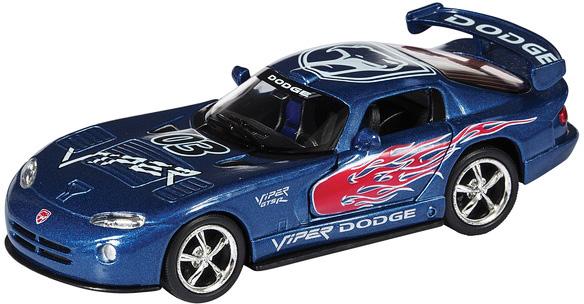 "Diecast Viper Dodge 5"""