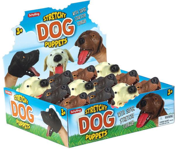 Dog Hand Puppet Ast