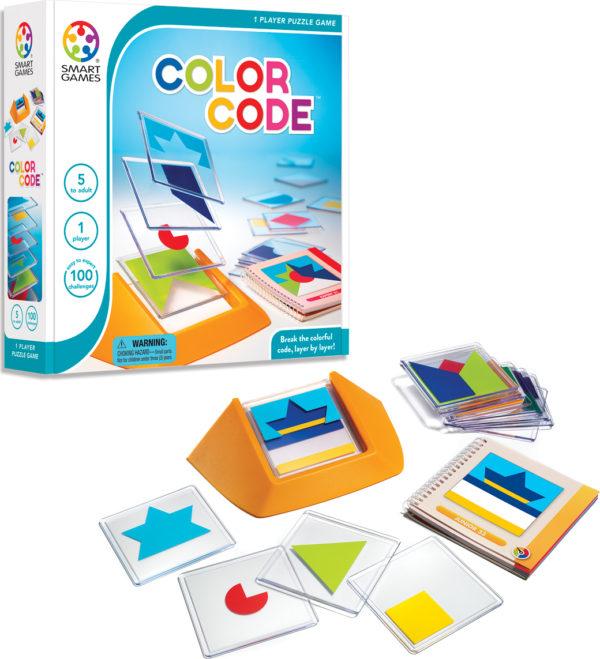 SmartGames Color Code