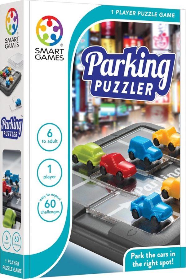 SmartGames Parking Puzzler