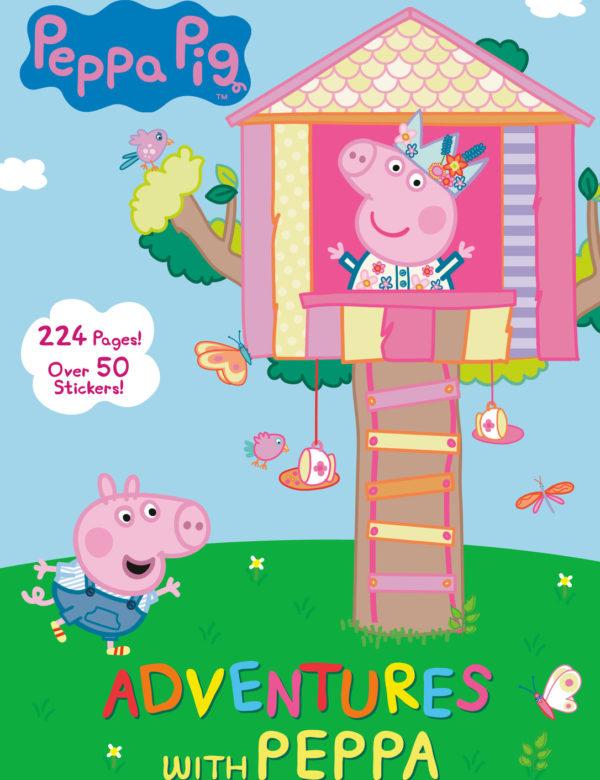 Adventures with Peppa (Peppa Pig)