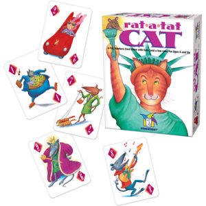Rat-A-Tat Cat