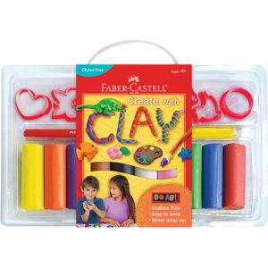 Do Art Create With Clay