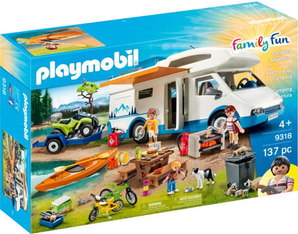 Playmobil Camping Adventure Set