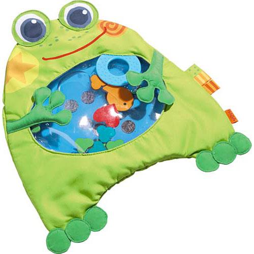 Water Play Mat - Little Frog