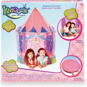 Kidoozie Princess Hideaway Playhouse
