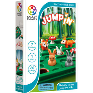 Jump In' Puzzle Game