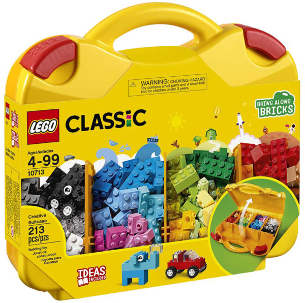 LEGO® Classic - Creative Suitcase