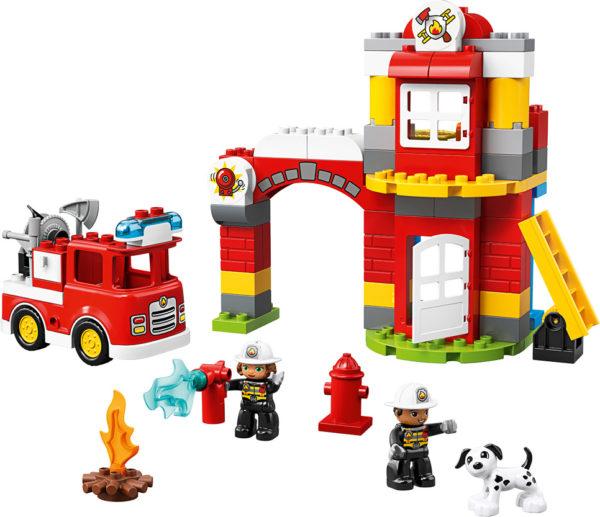 LEGO® DUPLO® - Fire Station