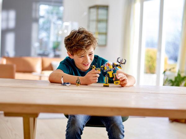 LEGO® Creator - Underwater Robot