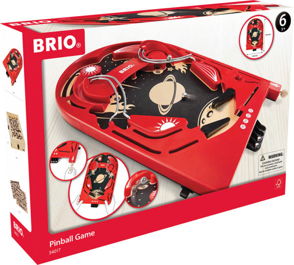 BRIO® Pinball Game