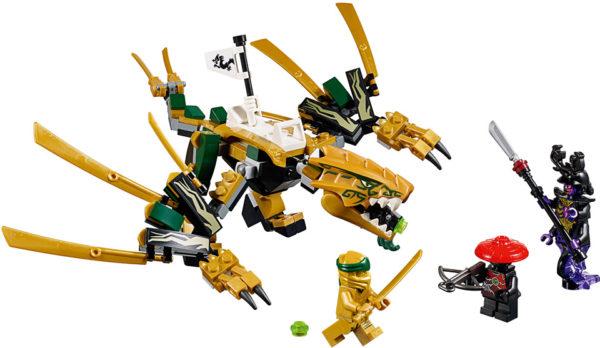 LEGO® Ninjago - The Golden Dragon