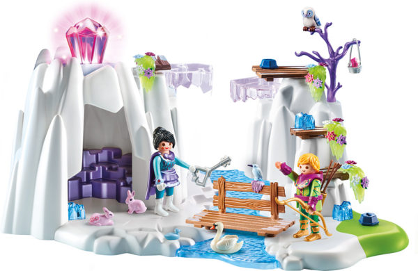 Playmobil Crystal Palace Diamond Hideout