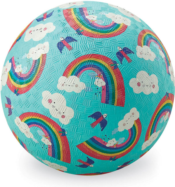 "Playground Ball 7"" - Rainbow Dreams"