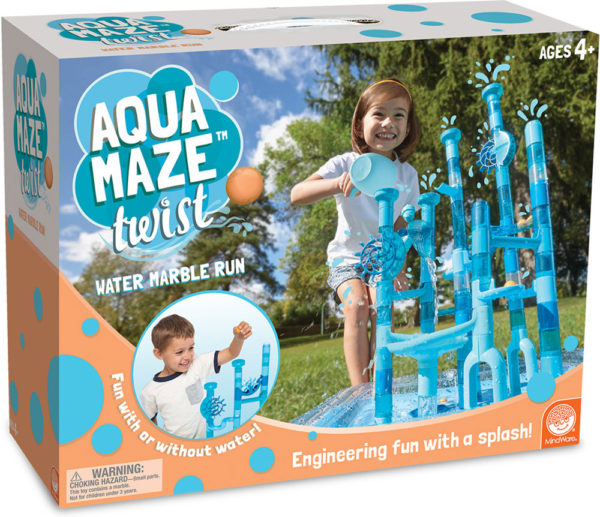 Aqua Maze Twist Water Marble Run