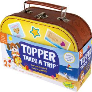 Topper Takes a Trip™ Game