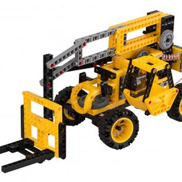 Remote-Control Machines: Construction Vehicles