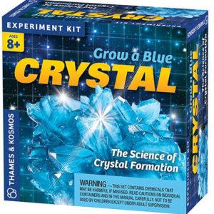 Grow a Blue Crystal