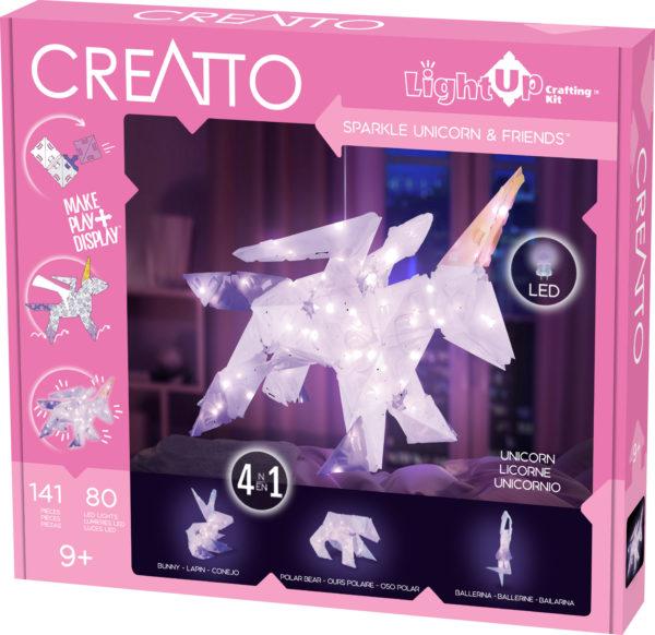 Creatto: Sparkle Unicorn & Friends