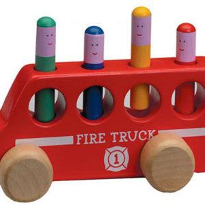 Pop Up Fire Truck
