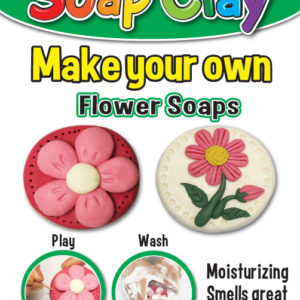Soap Clay Kit - Flowers